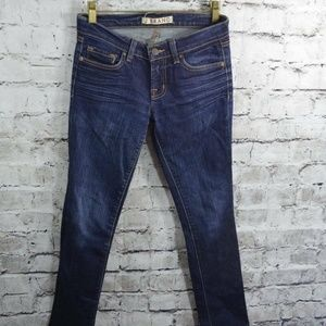 J BRAND Pencil Leg Skinny Ink 912 Jeans Tag 25